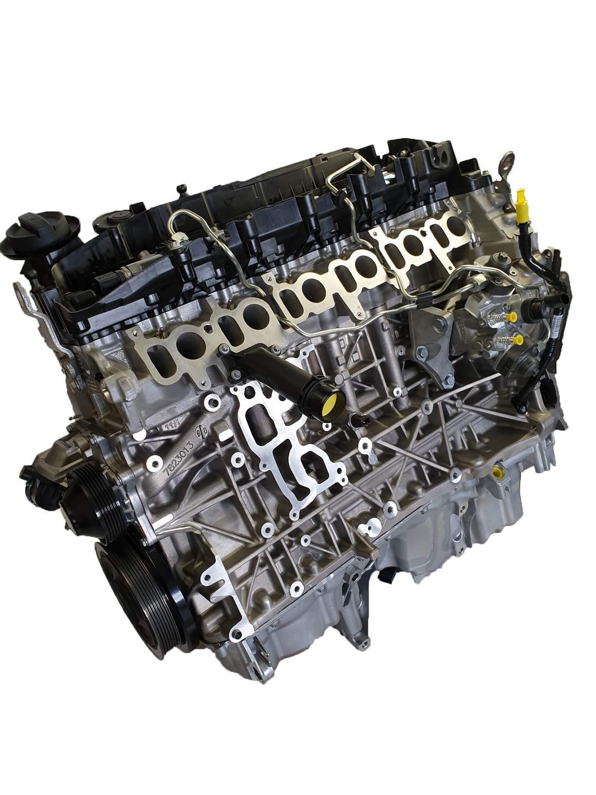 Ebay Garten Reizend Bmw 5 Gt F07 3 0d Motor N57d30a