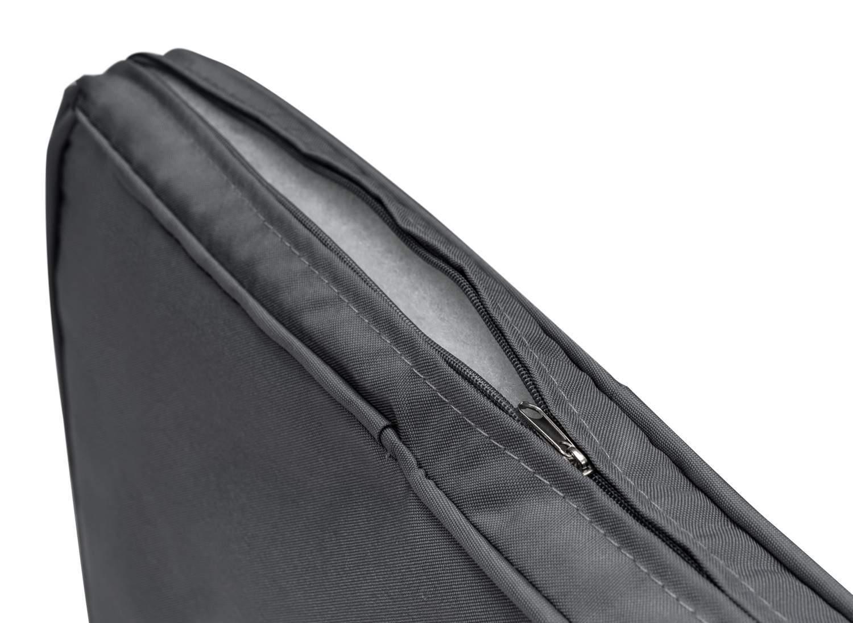 sitzkissen garten reizend divolio gartenmobel set mit tisch und stuhlen verona set 4 1 grau grau of sitzkissen garten