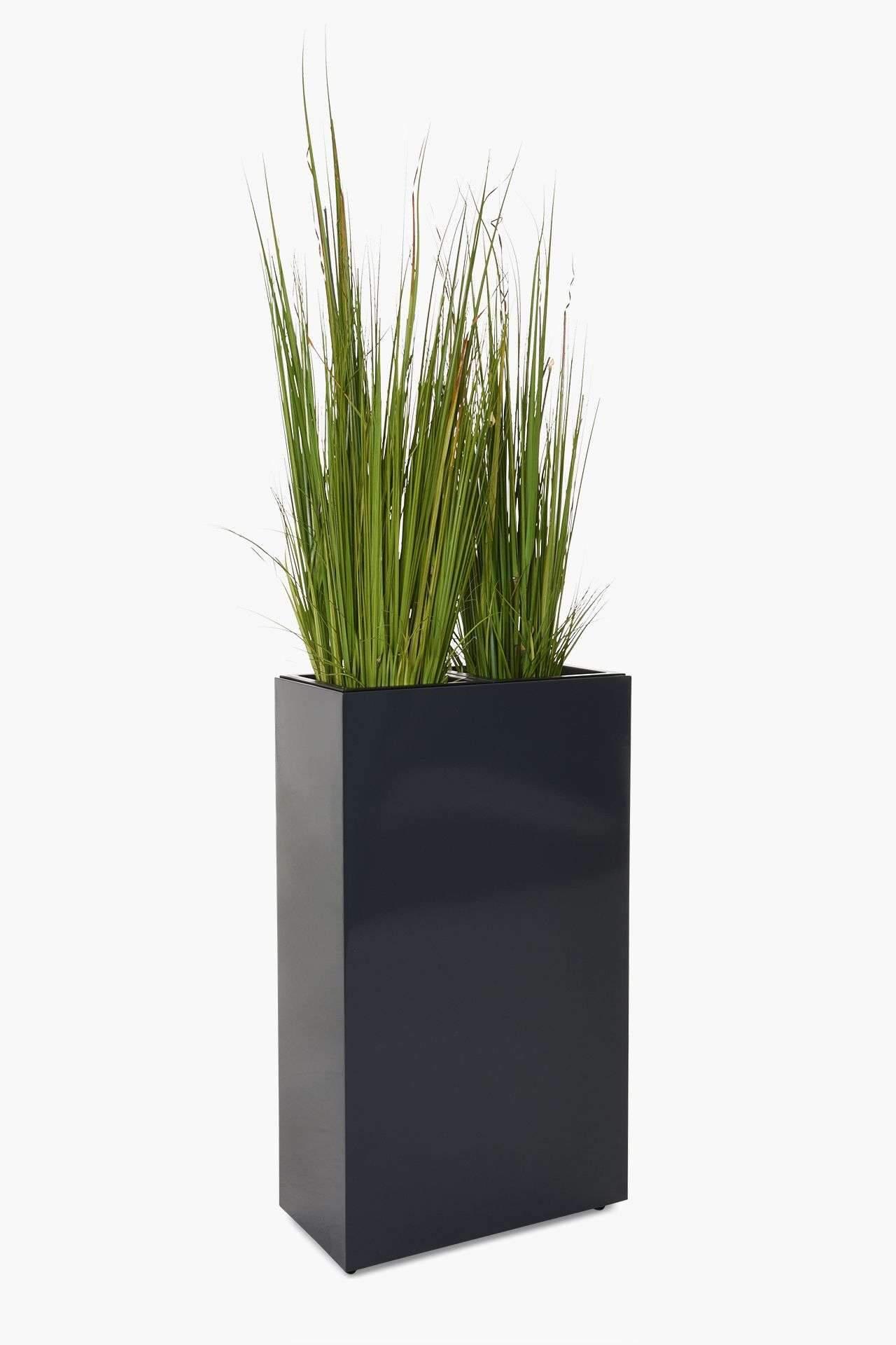 pflanzkuebel raumteiler sichtschutz pulverbeschichtet stahlblech anthrazit 100x59x30 1 1280x1280 2x