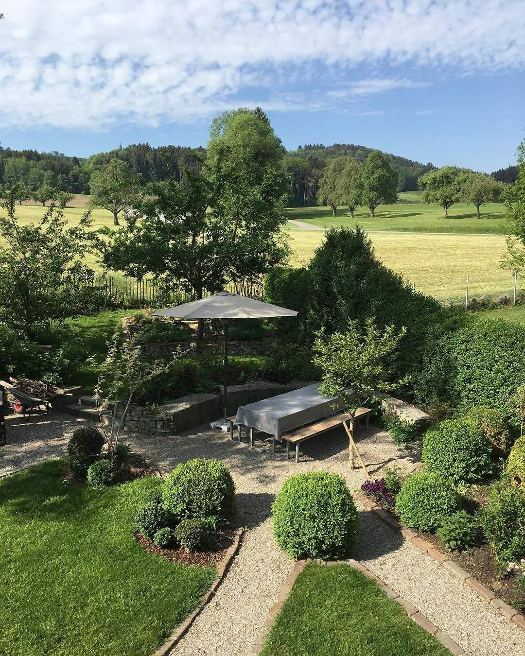 Ein Schweizer Garten Einzigartig Gefällt 772 Mal 34 Kommentare Ein Schweizer Garten