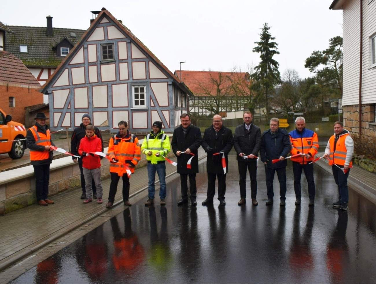 K70 Verkehrsfreigabe OD Hattendorf