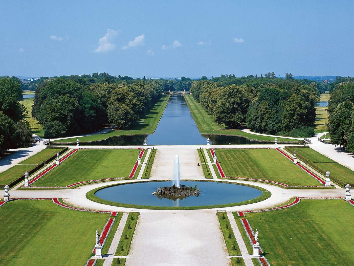 Englischer Garten München Parken Elegant Bayerische Schlösserverwaltung