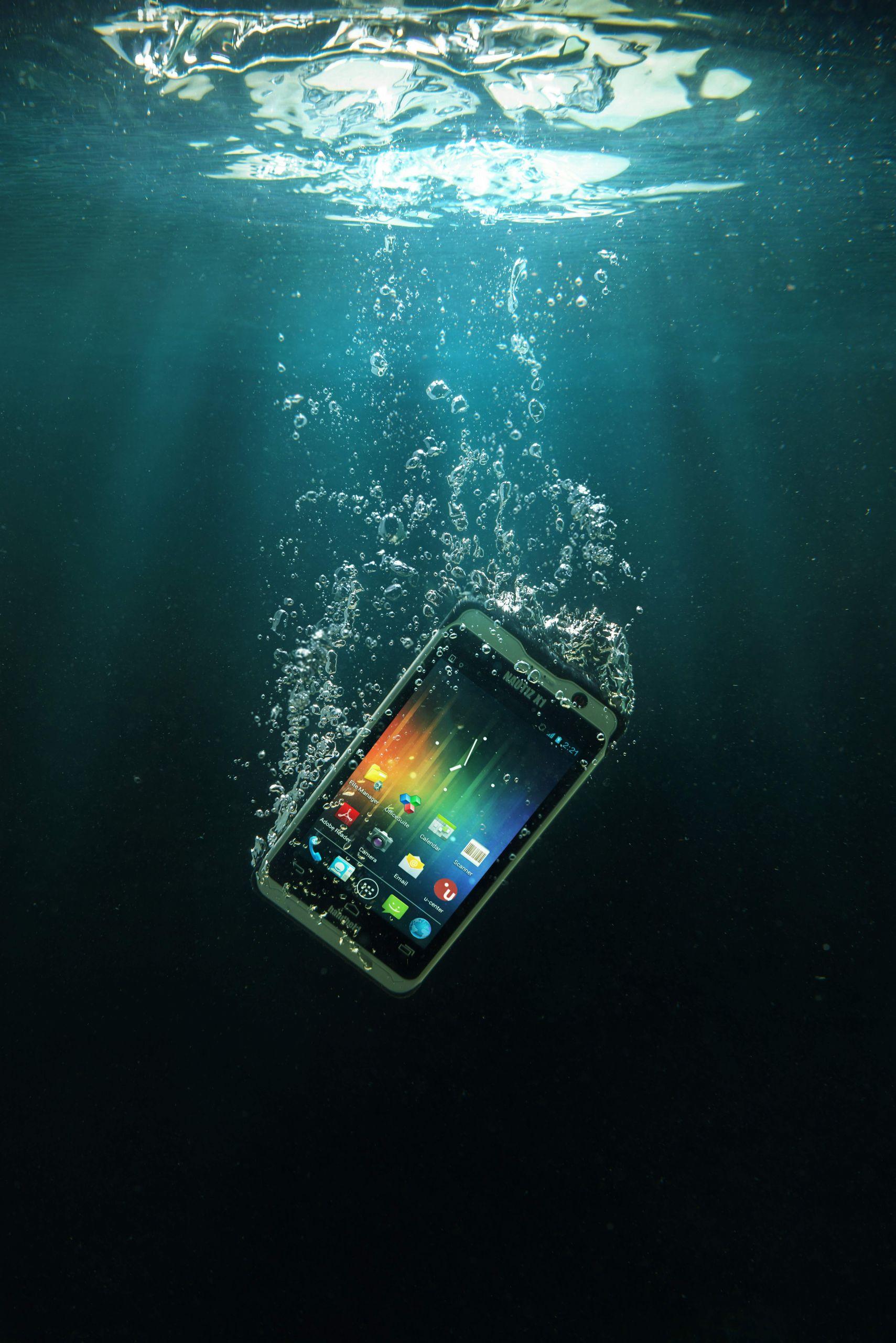 Nautiz X1 ultra rugged smartphone waterproof