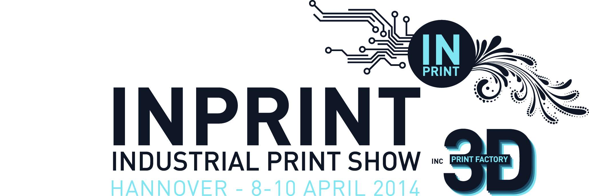 Inprint logo 3D Dates