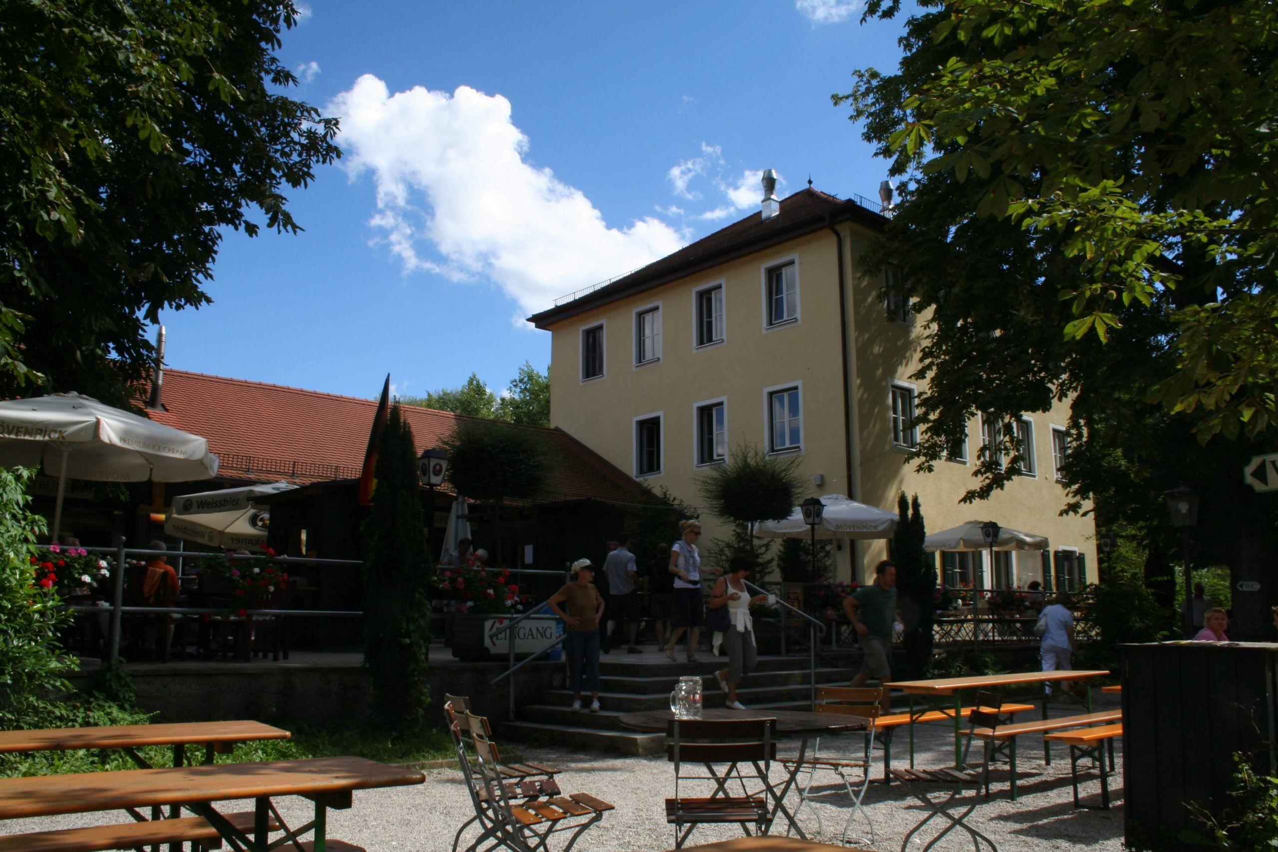Englischer Garten Restaurant Inspirierend Gaststätte Hirschau –