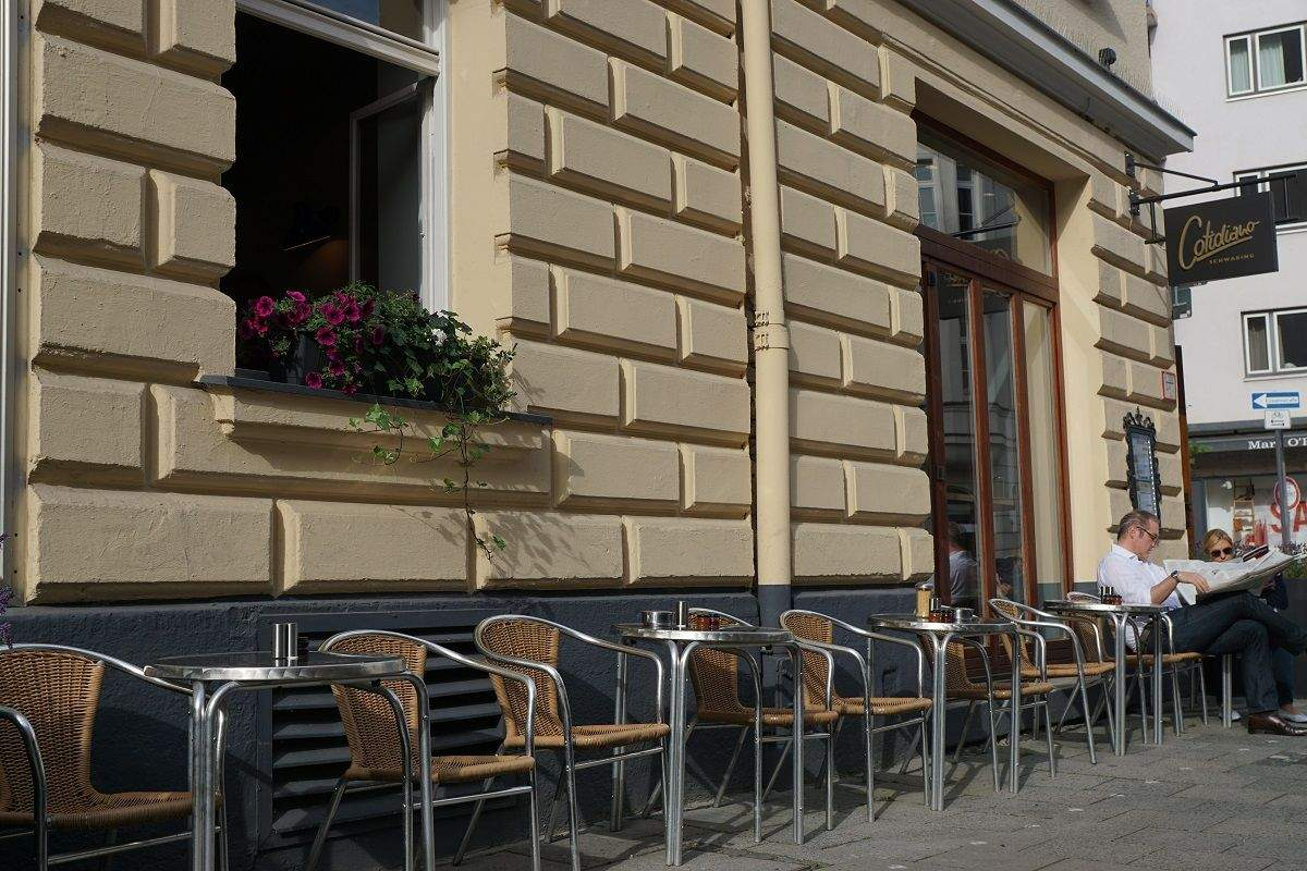 Englischer Garten Restaurant Schön Frühstück Brunch Lunch