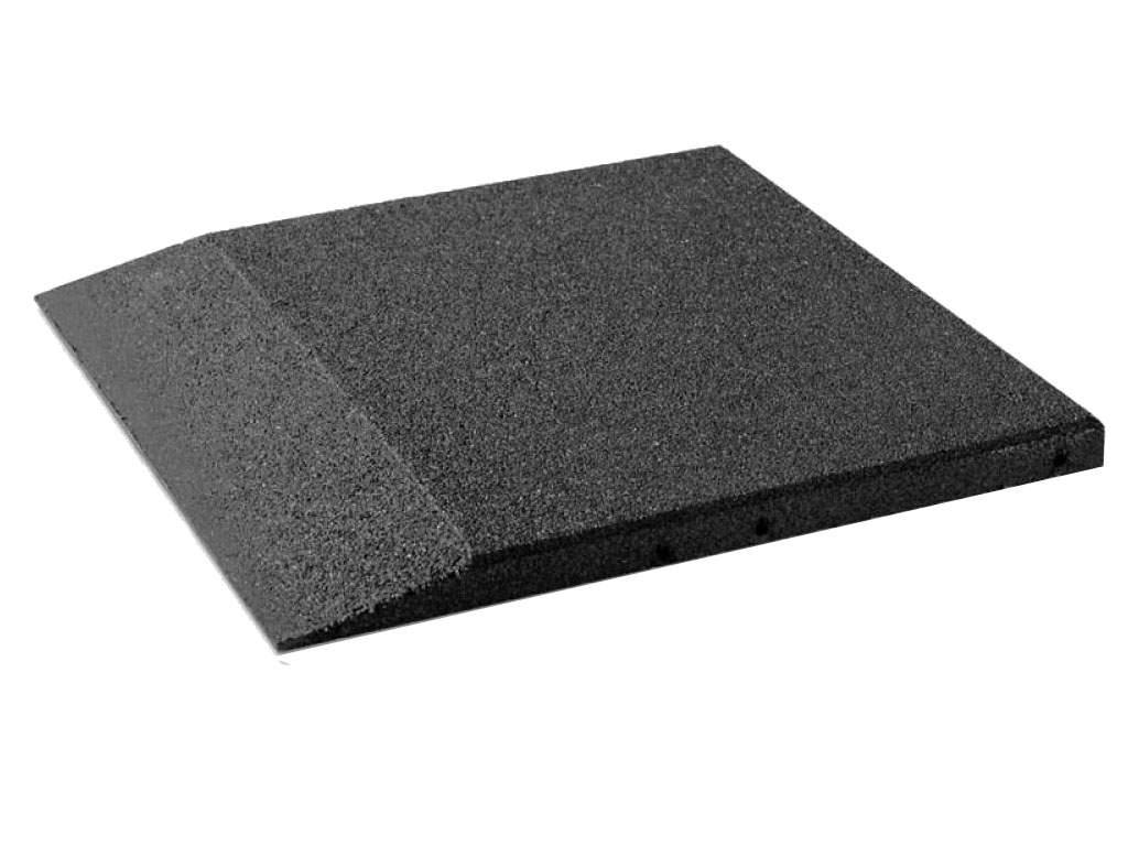FAE 45 2 Fallschutz Randplatten 45mm anthrazit