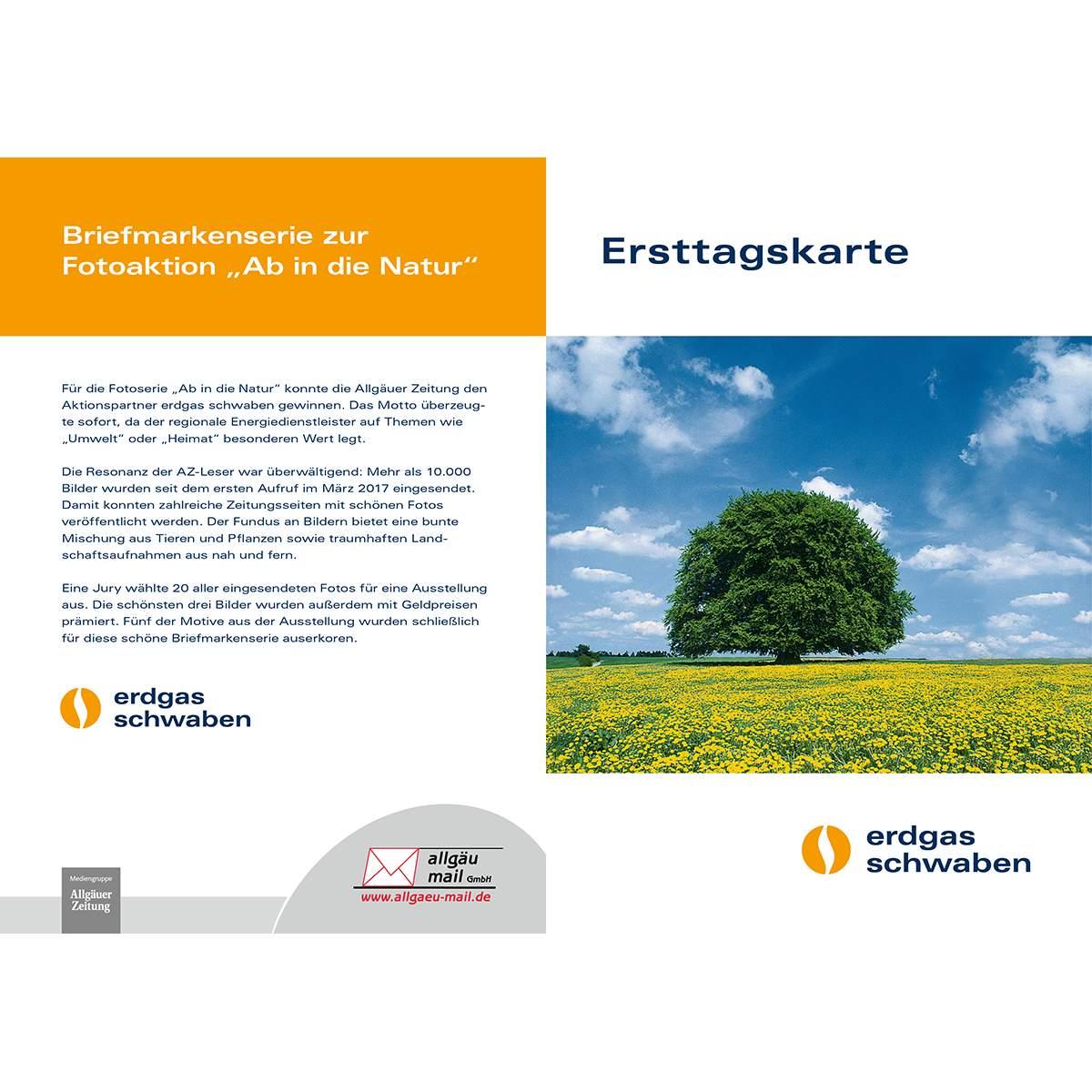 A5ErsttagskarteBM Naturdruck