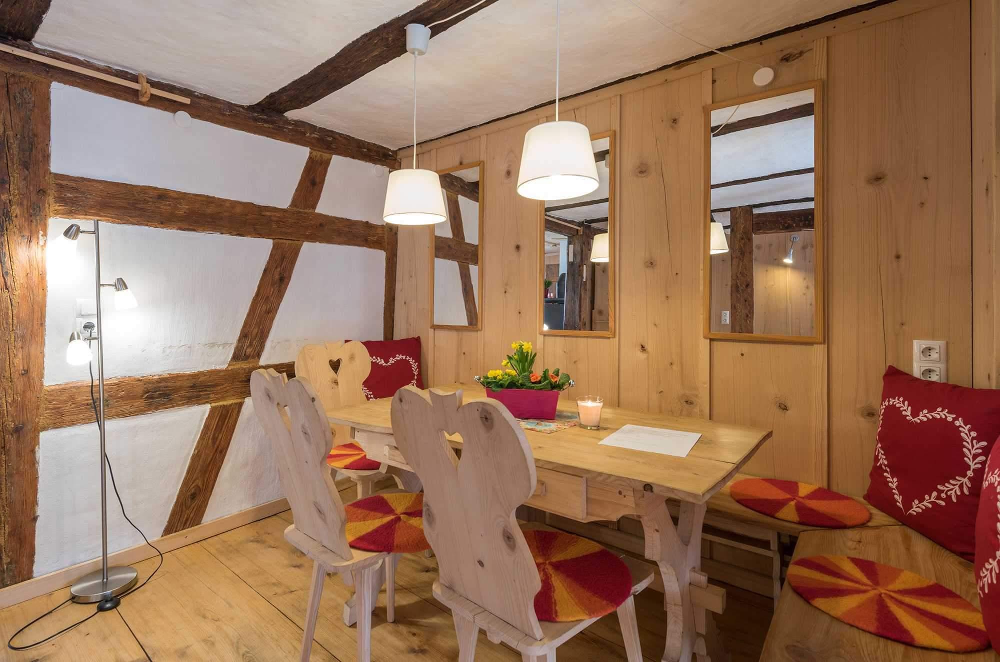 historisches ferienhaus gerberhaus im schwarzwald