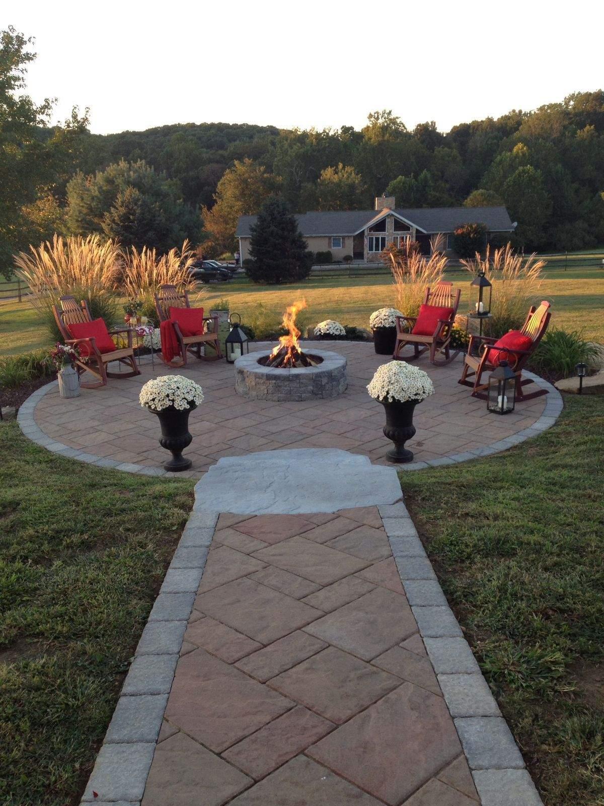 Feuerstelle Garten Bauen Elegant The Ultimate Backyard Patio Ideas With Guide Featuring Garten Anlegen
