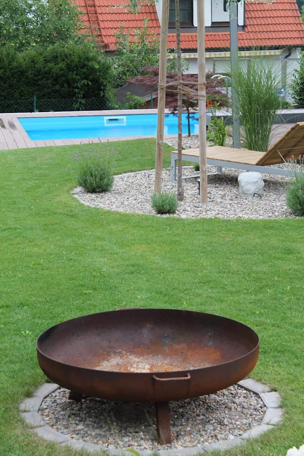 Feuerstelle Garten Gas Genial Die 50 Besten Bilder Von Feuerstellen Feuerschalen Garten Anlegen