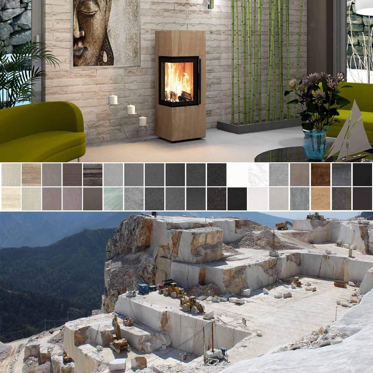 Titelbild Natursteinverkleidung