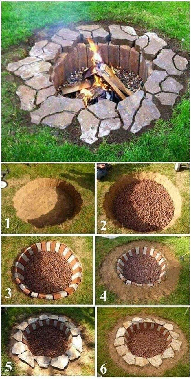 Feuerstelle Garten Selber Bauen Inspirierend Einfache Und Einfache Ideen Fur Landschaftsgestaltung Garten Anlegen