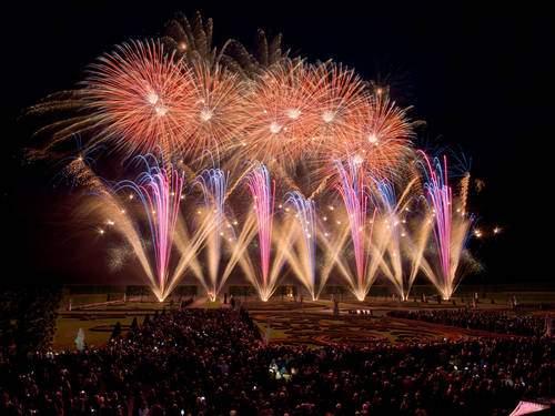 27 Internationaler Feuerwerkswettbewerb