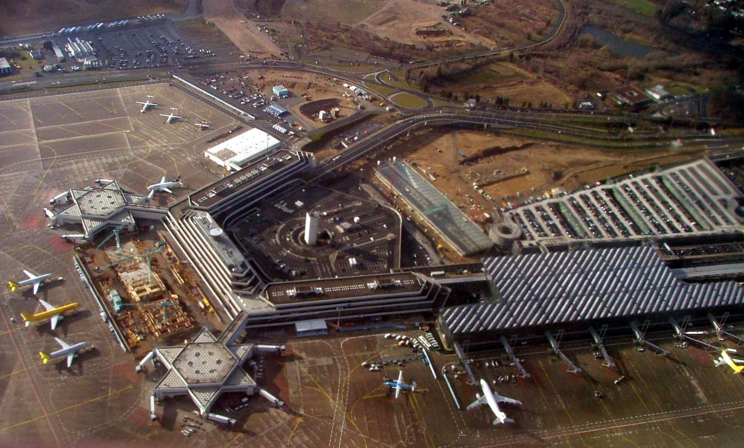Koeln Bonn Airport11 JPG