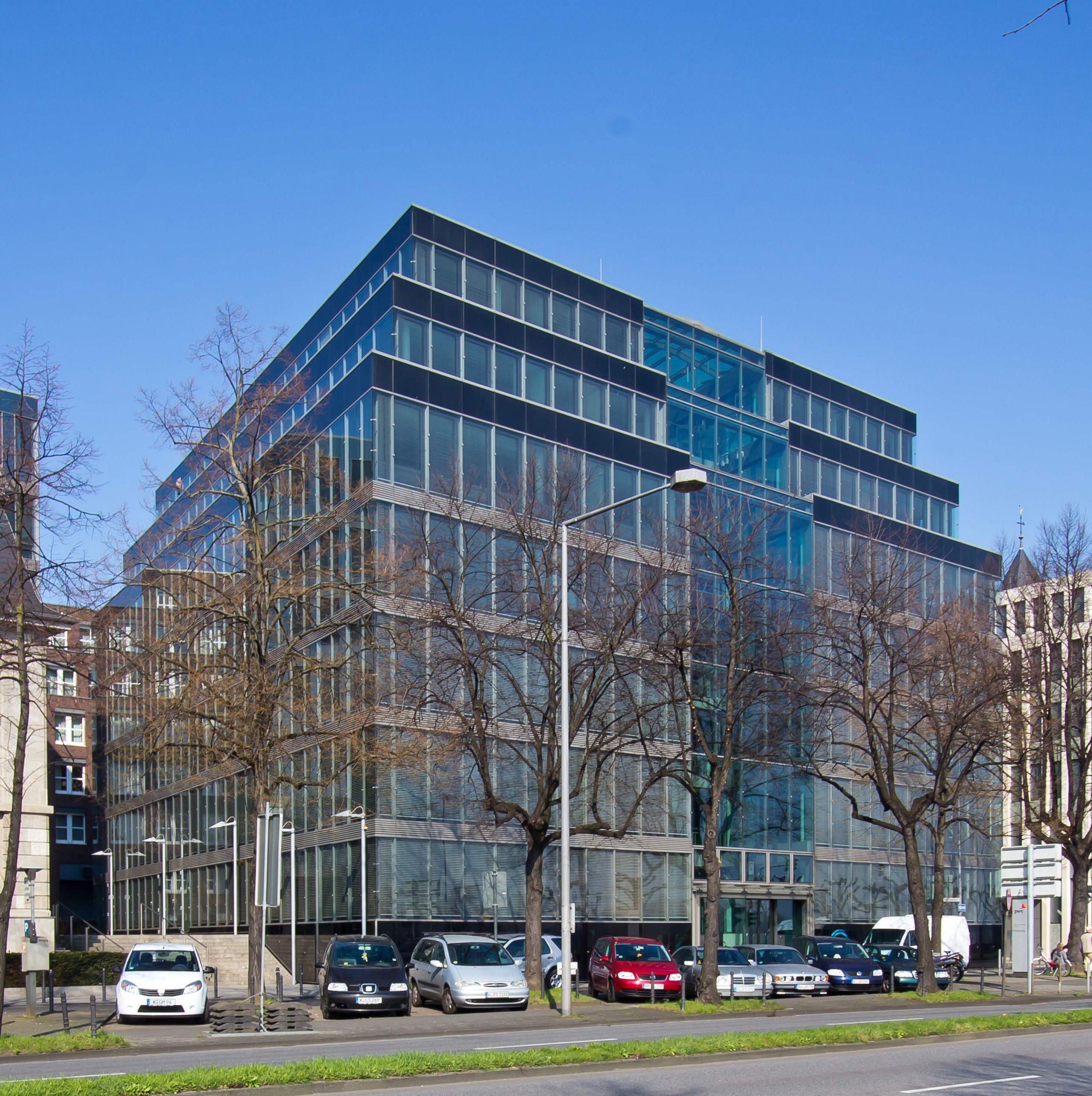 Bürogebäude RheinAtrium Konrad Adenauer Ufer 11 Köln 0188