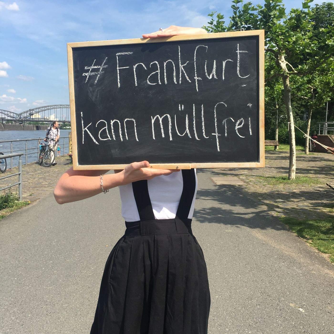 Frankfurt kann muellfrei 15