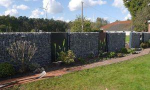 40 Einzigartig Gabionen Garten Frisch