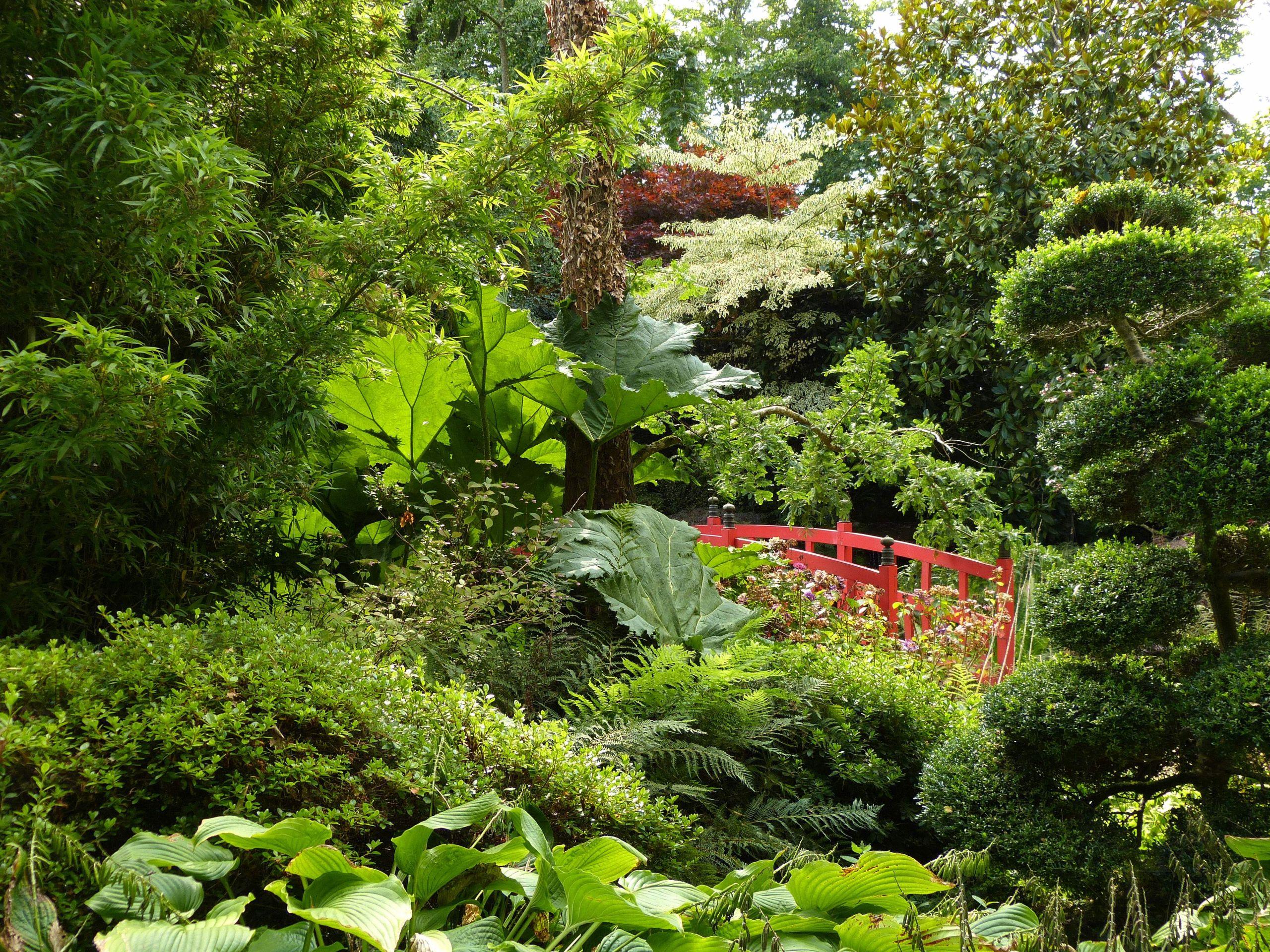 Außem Ute 0d Jardin botanique de Haute Bretagne 2 P