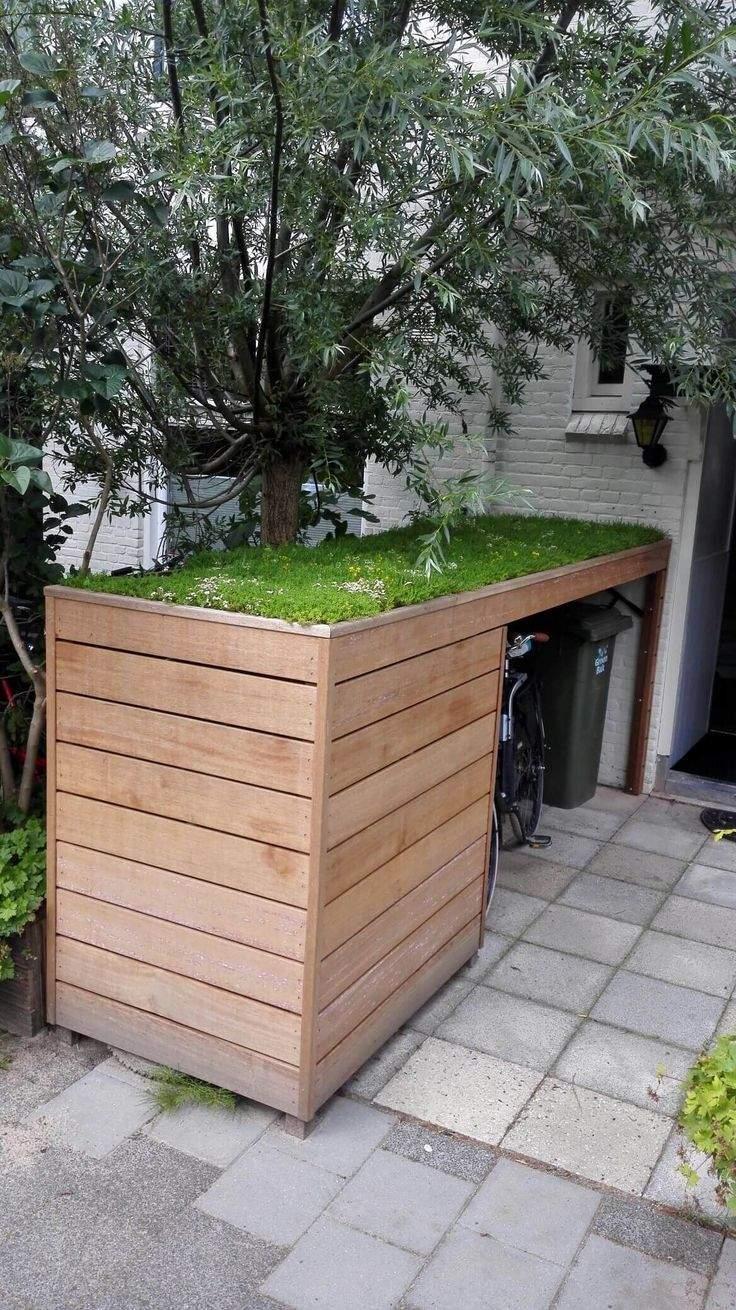 Garten Aufbewahrung Schön Ein Erhöhtes Pflanzgefäß Mit Versteckter Lagerung Erhohtes