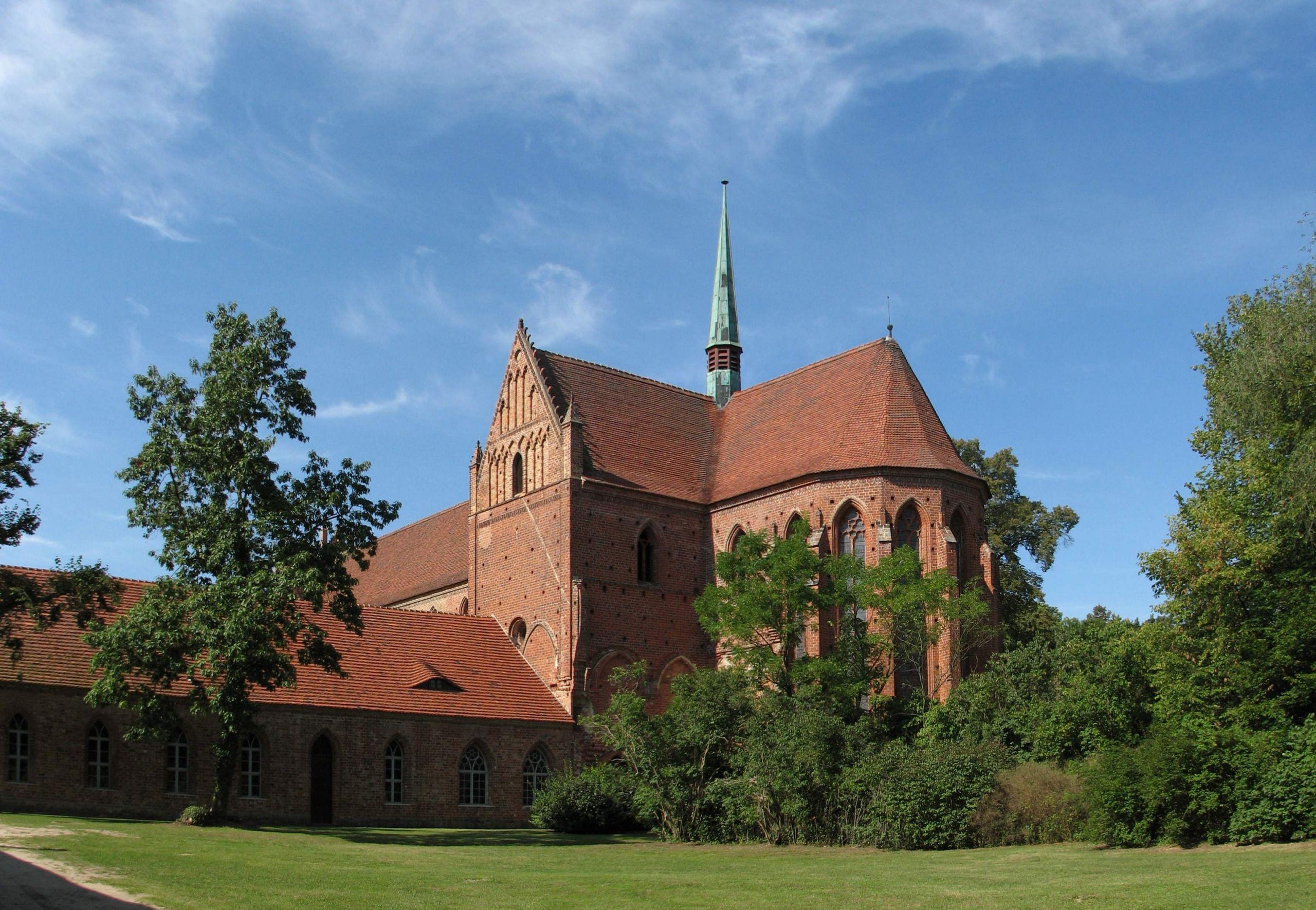 Garten Bäumchen Einzigartig Kloster Chorin –