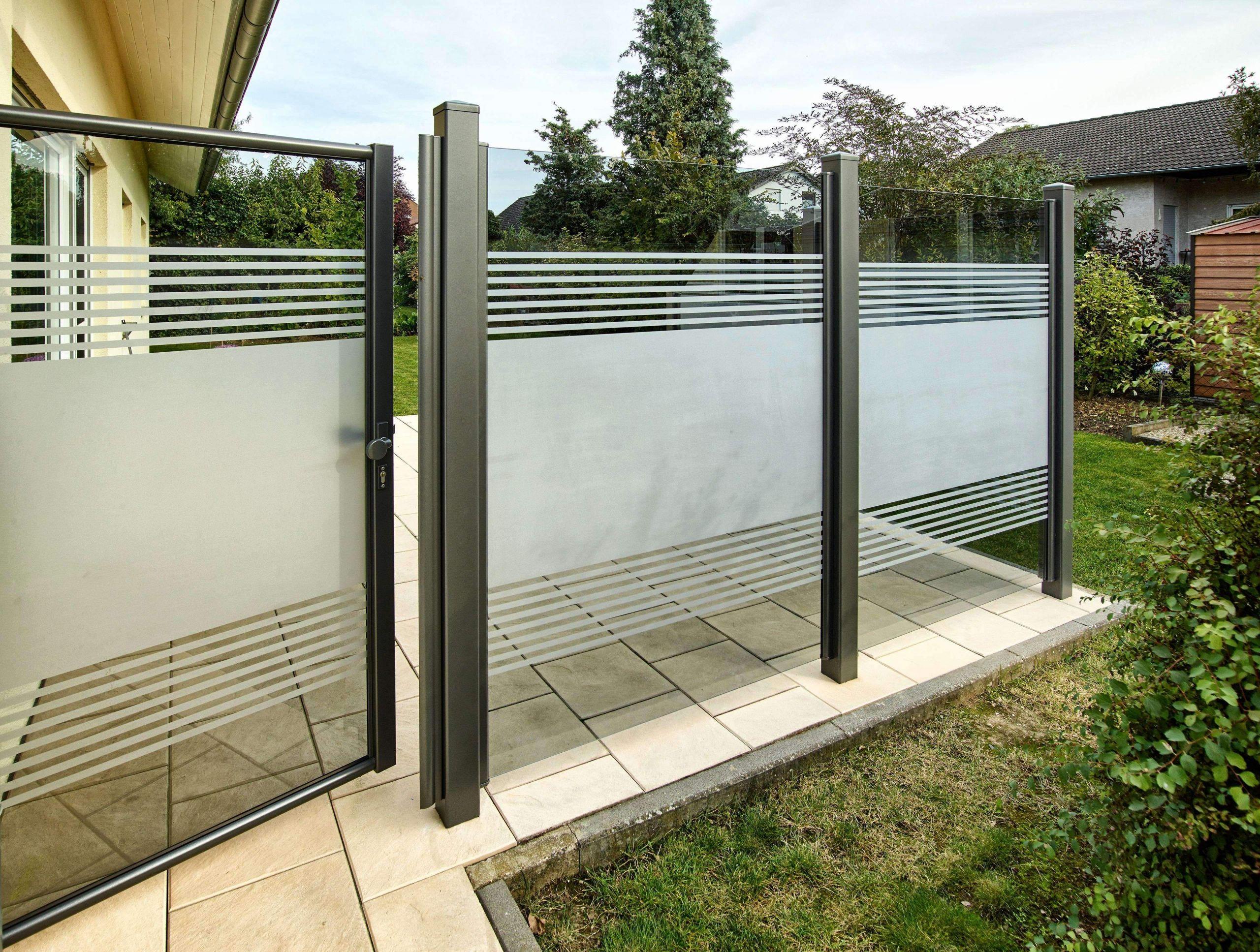 Garten Beispiele Einzigartig Paletten Garten Sichtschutz