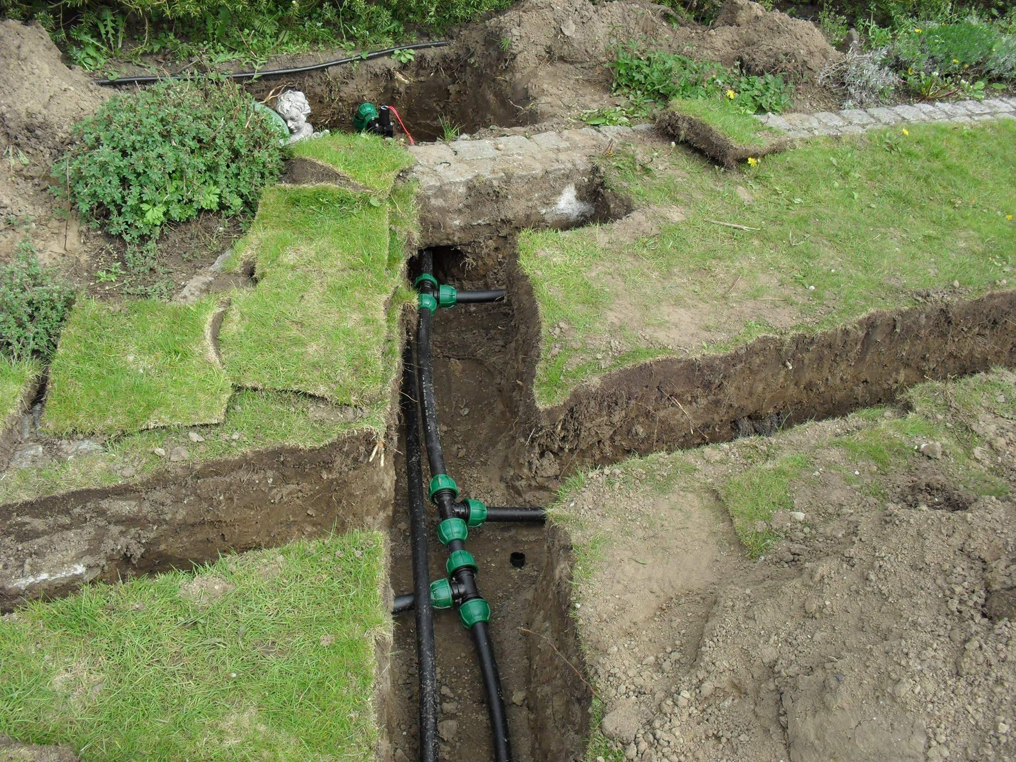 Garten Bewässerung Hunter Inspirierend Gartenbewässerung Hunter Rainpro