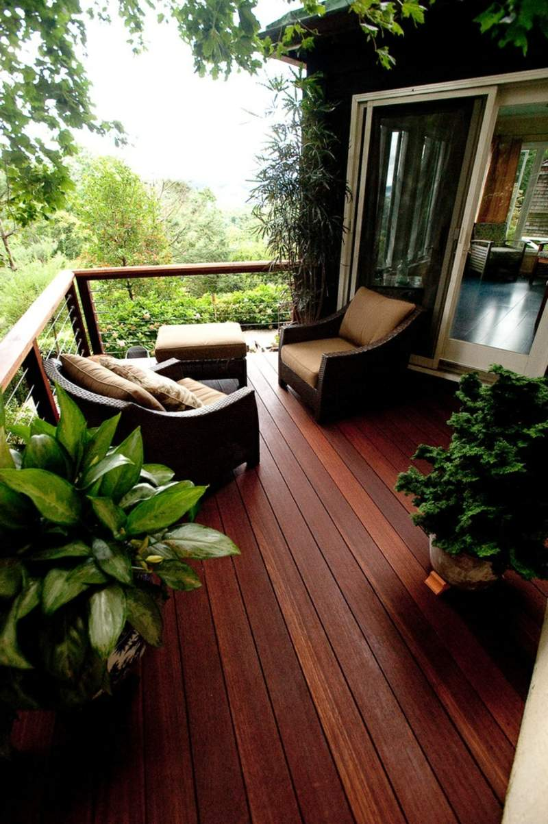 balkon bepflanzen h C3 B6lzerner boden