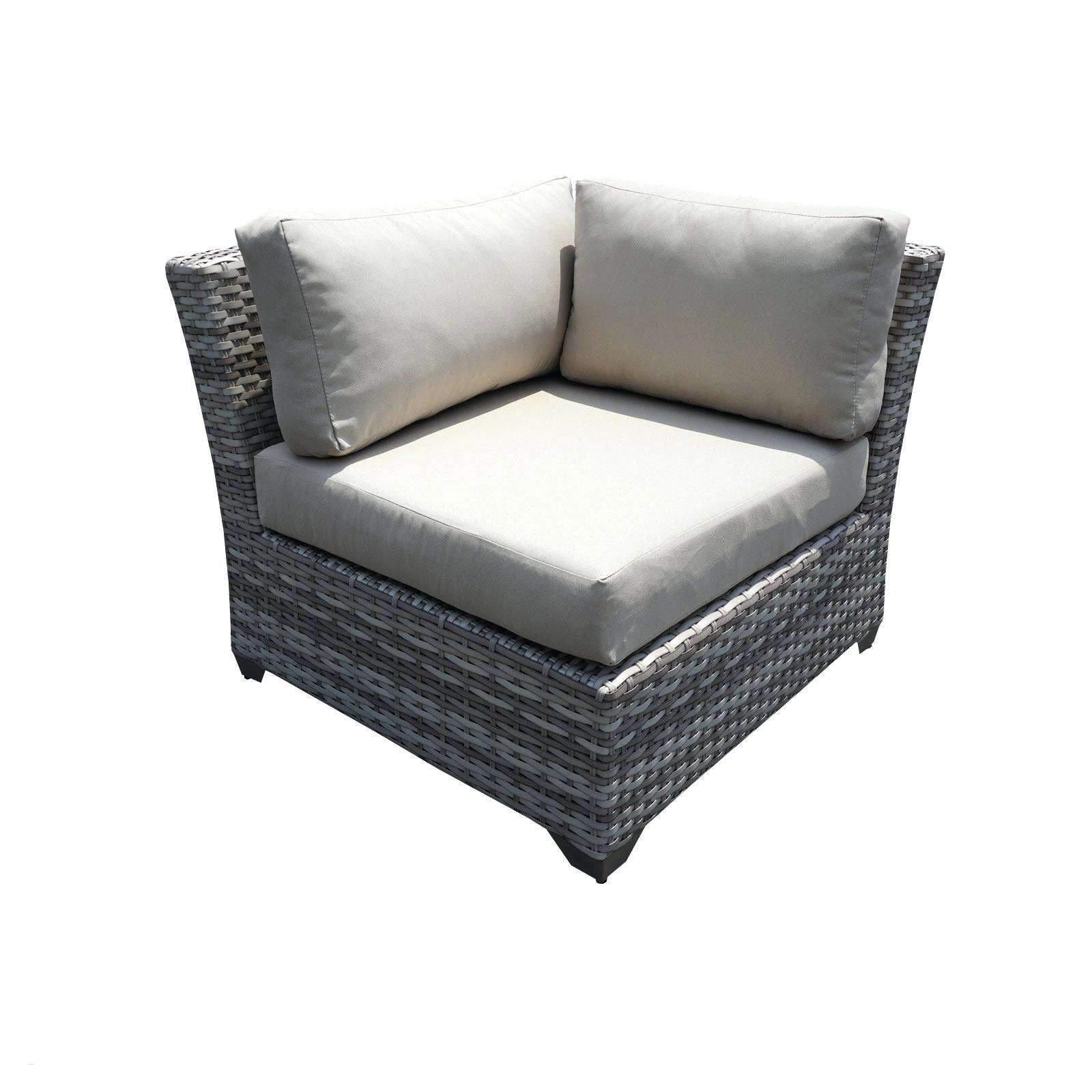 Garten Ecksofa Genial 29 Frische Bräune Sectional sofa sofa