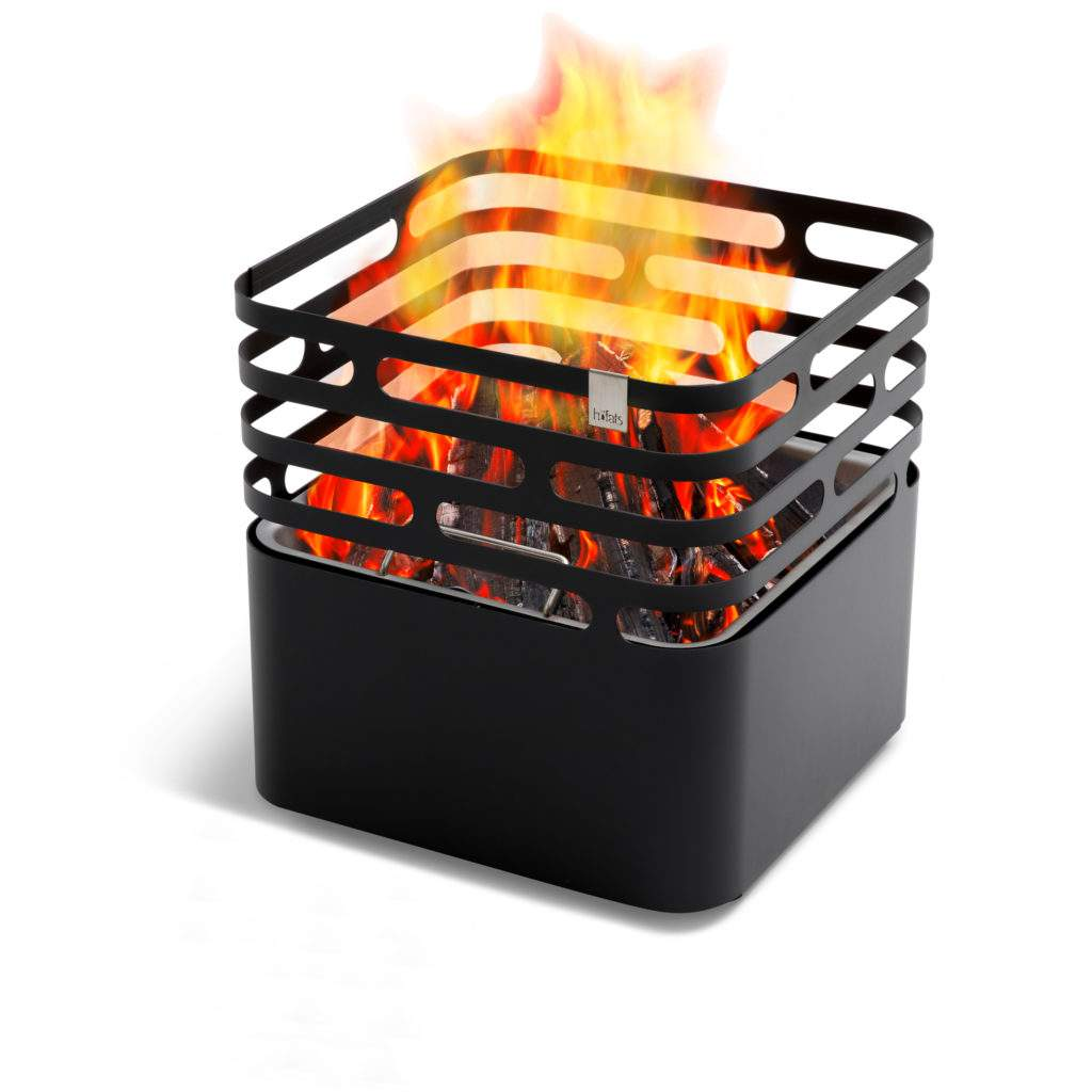 hofats cube Feuerkorb minimalinteria 2