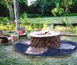 Garten Feuerstelle Neu Genial Beton Feuerstelle Ideen Wie Steine Hinzugefügt