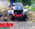 Garten Fräsen Reizend Hecht 755 Gartenfräse Motorhacke Bodenfräse Kultivator