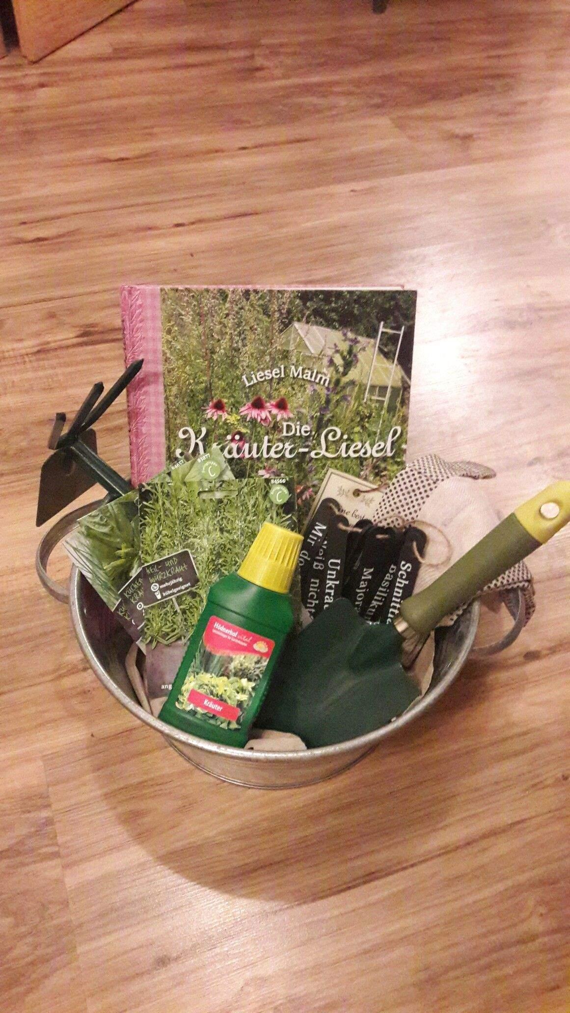 Garten Geschenkideen Reizend Gartenset Diy Geschenke