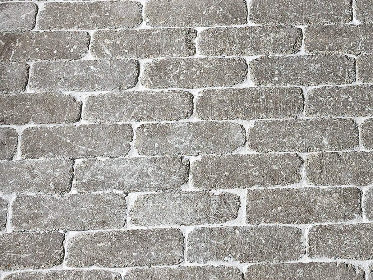 Pflastersteine Grau Schwarz Gerwing Steinshop CordaAntik 20 8x6 8x8cm