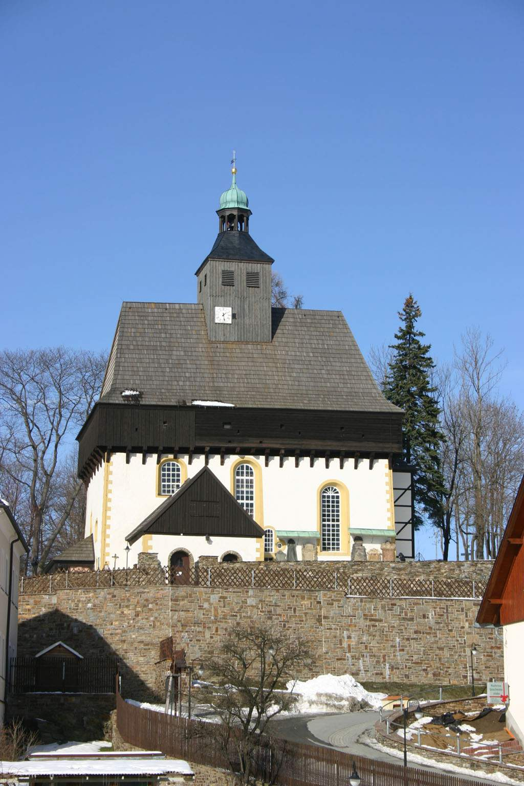 Wehrkirche grossrueckerswalde