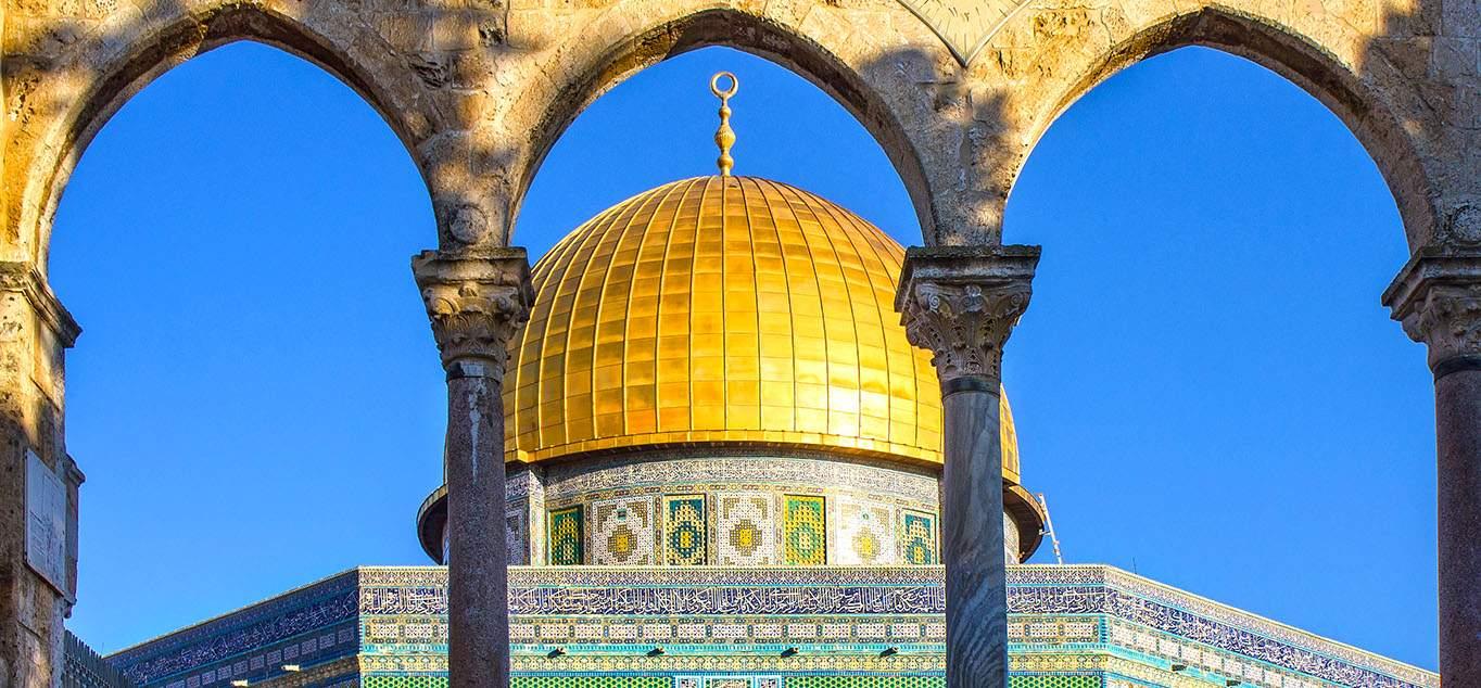 Israel Felsendom 02