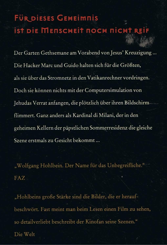 Wolfgang Hohlbein Das Paulus Evangelium