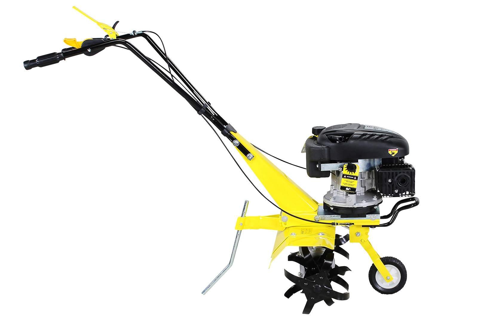 Miweba Gartenfraese 139 cc Schwarz Gelb D3031 seite rechts OL 1620x1080