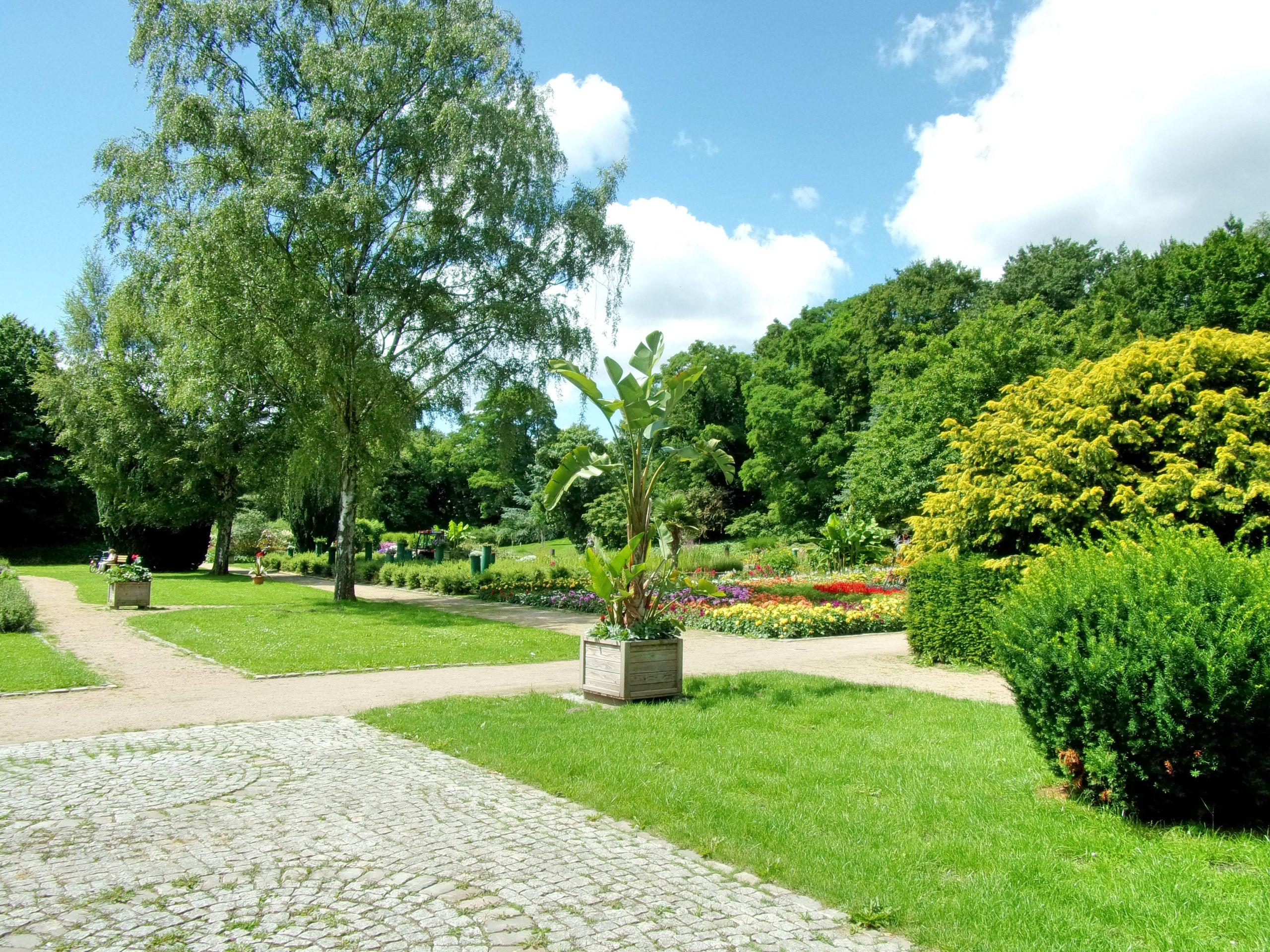 Botanischer Sondergarten Wandsbek 1
