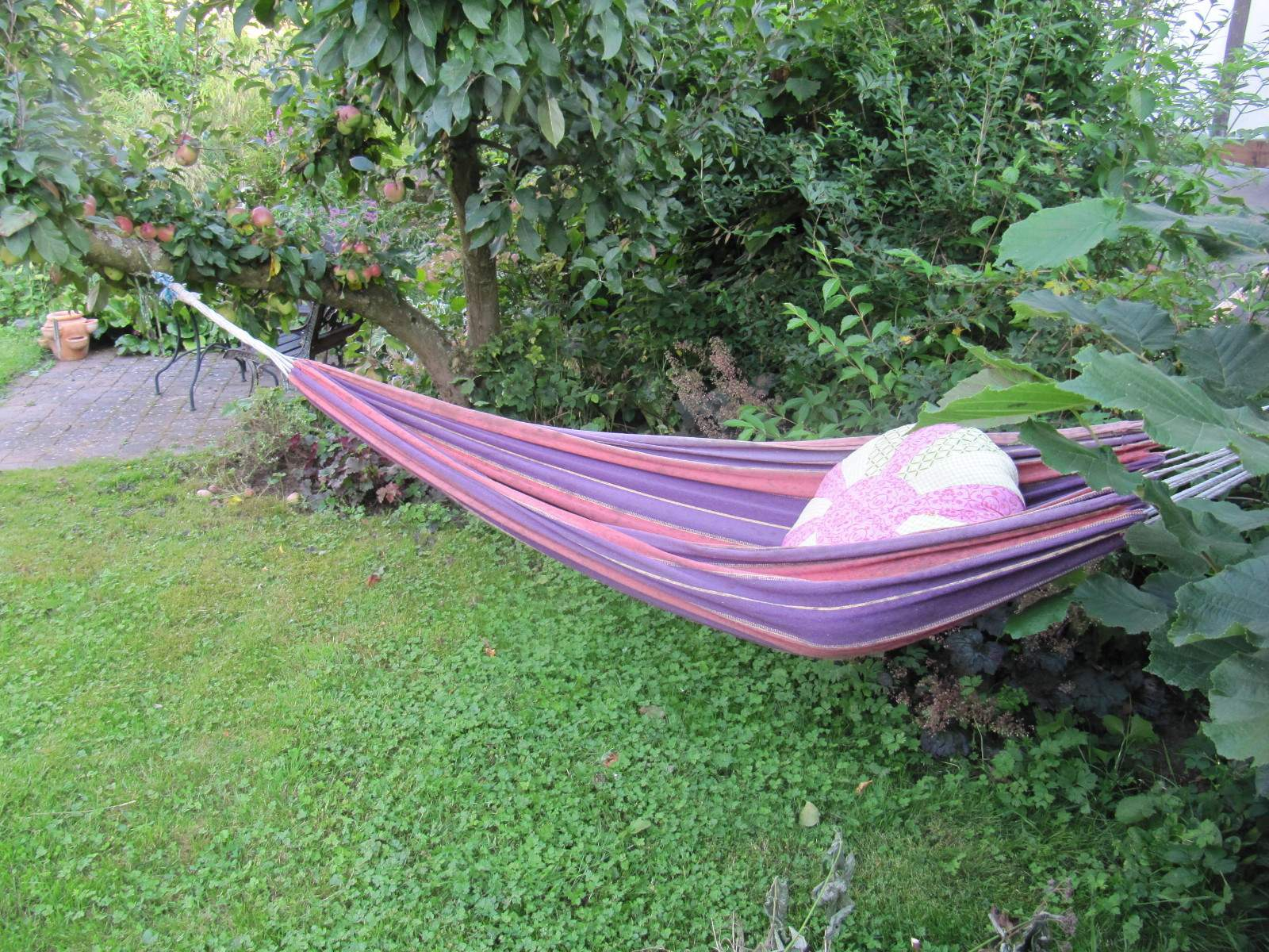 Garten Hängematte Reizend Textile Werke August 2016