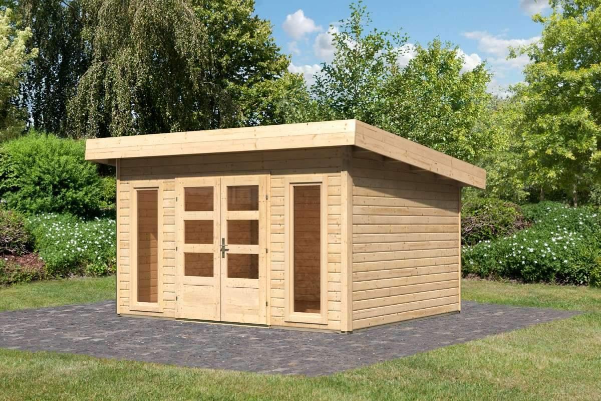 Woodfeeling Gartenhaus Bentheim 4 nat 15d7a70b149f31 600x600 2x
