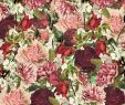 """Garten Hortensie Frisch Designpapier """"blumencollage"""" 1"""
