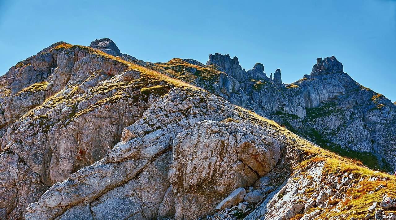 1280px Weißbachlscharte im Steinernen Meer Saalfelden Österreich %