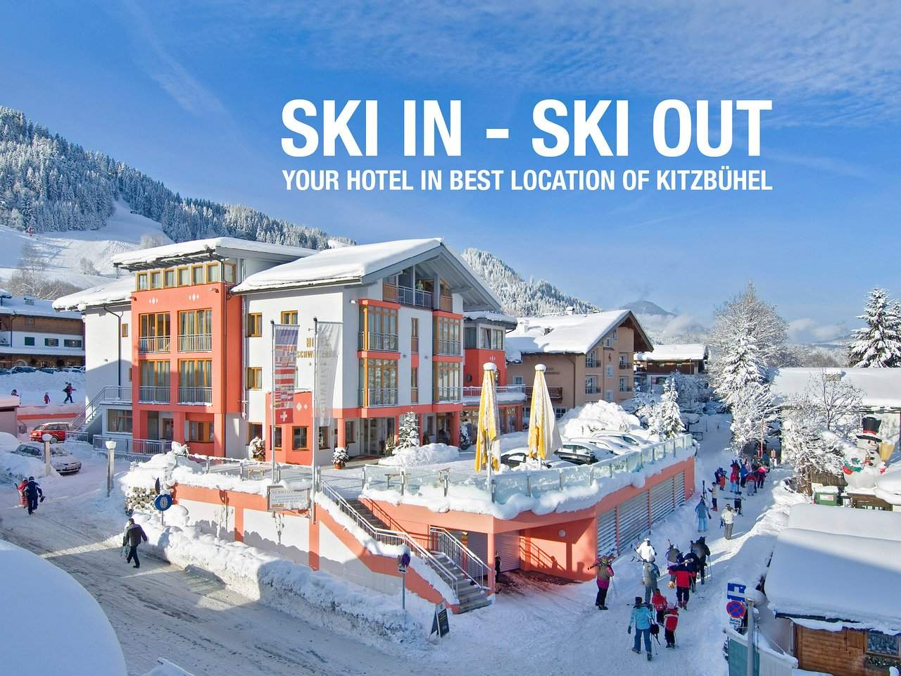ski in ski out best location