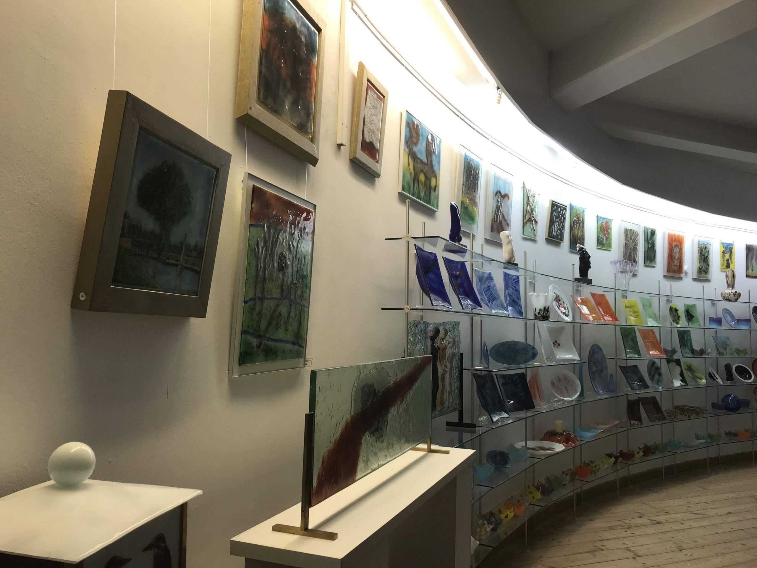 FVUHH4 Ausstellung Glashuette Annenwalde Foto Anet Hoppe JPG
