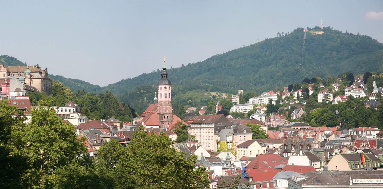 Baden Baden Panorama