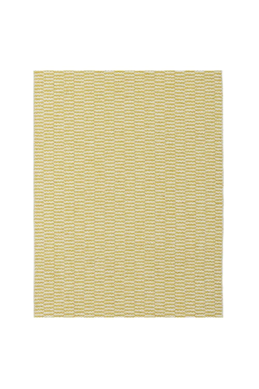 Indoor Outdoor Teppich Brita Sweden Pemba sun gelb Frontal Klein 1920x1920