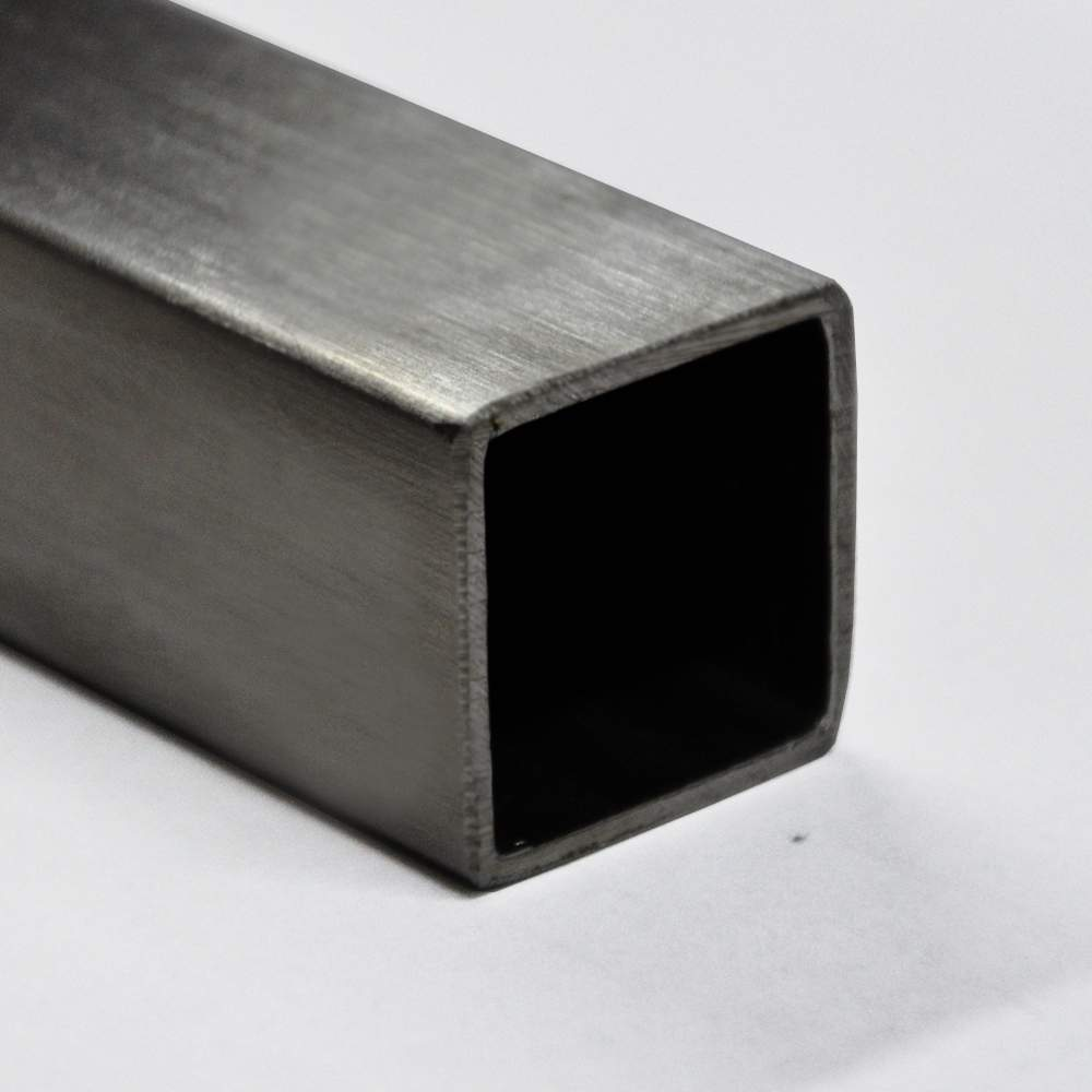 Stahl Quadratrohr Rohr Stahl Quadrat Vierkantrohr 80x80x3mm 1meter 0