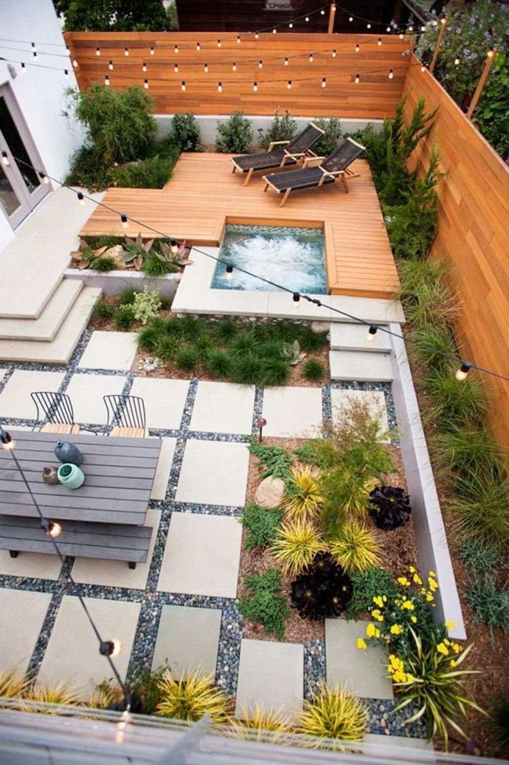 Garten Im Quadrat Reizend 10 Fantastic Urban Gardening Ideas for Your Backyard
