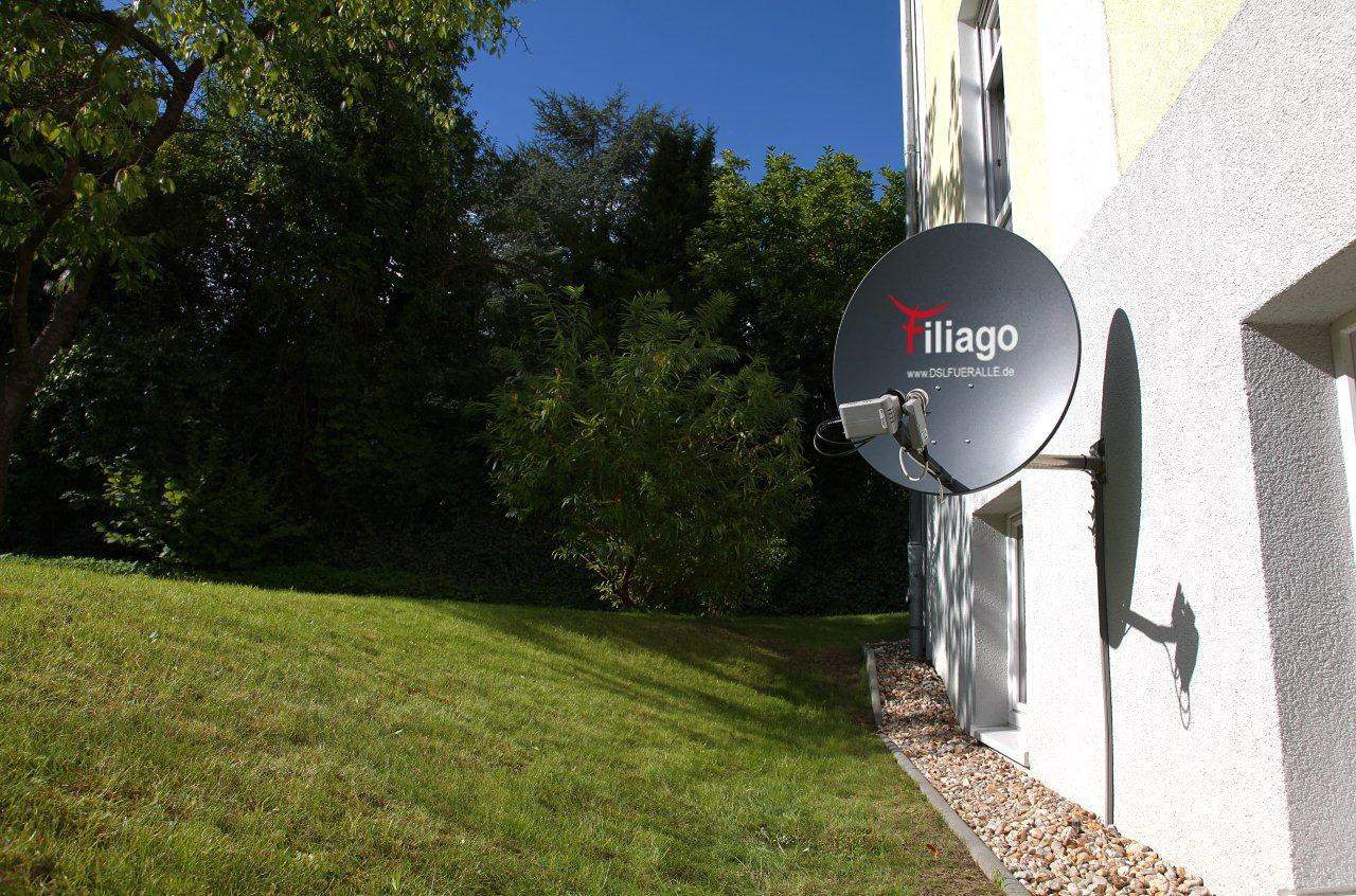 FILIAGO Wo wir sind ist Internet 2